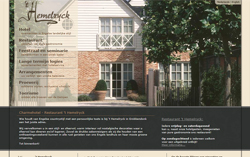 Website Hotel Restaurant 't Hemelryck